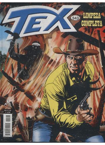 Tex - Nº.543