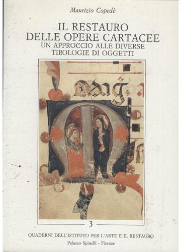 Quaderni Dell'Istituto  Per L'Arte e Il Restauro - Nº3