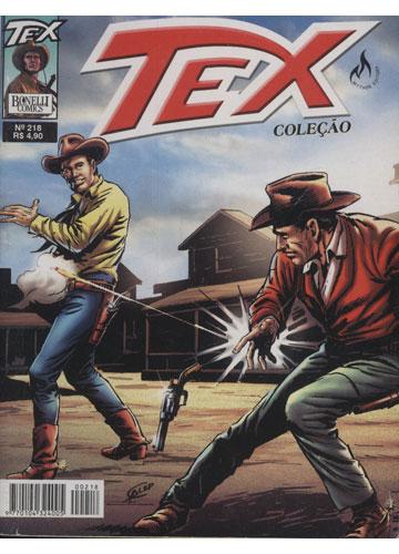 Tex Coleção - Nº.218