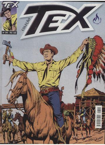 Tex Coleção - Nº.341