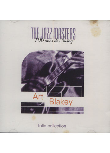 The Jazz Masters - Art Blakey *importado*