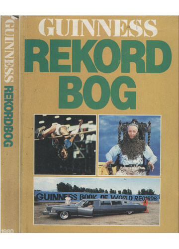 Guinnes Rekord Bog - 1980
