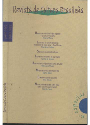 Revista de Cultura Brasileña - Junio 1997