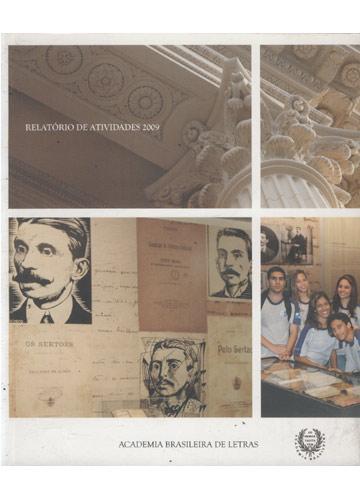Academia Brasileira de Letras - Relatório de Atividades 2009