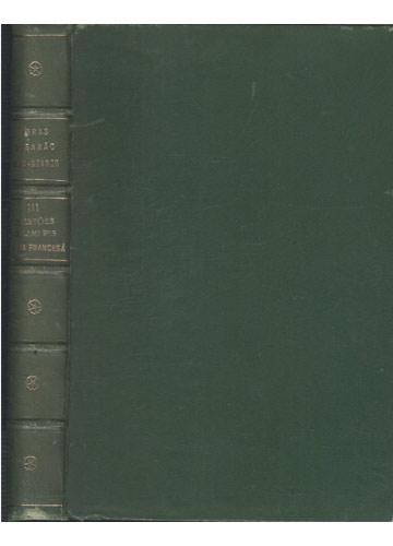 Obras do Barão do Rio-Branco - Volume III - Questões de Limites - Guiana Francesa