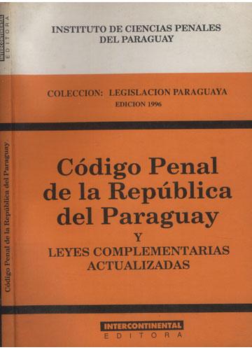 Código Penal de la República del Paraguay