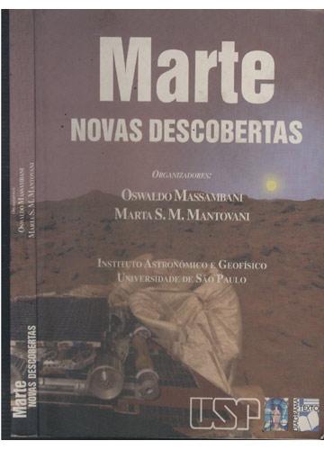 Marte - Novas Descobertas