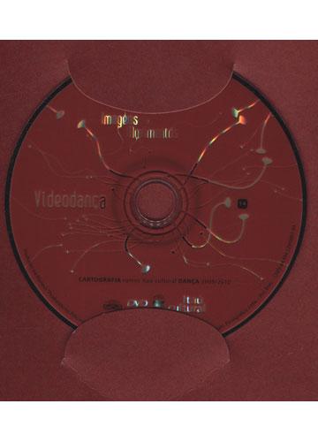 Mapas e Contextos - Cartografia \ Imagens e Movimentos - Rumos Itaú Cultural Dança - 2009-2010 - 3 Volumes + 7 DVD's