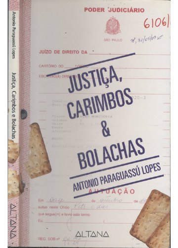 Justiça Carimbos e Bolachas