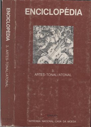 Enciclopédia - Nº.3 - Artes - Tonal / Atonal
