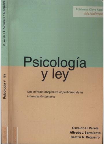 Psicología y Ley