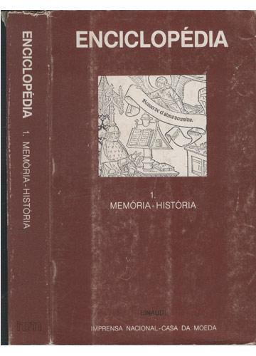 Enciclopédia - Volume 1 - Memória - História