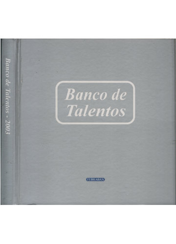 Banco de Talentos - 2003
