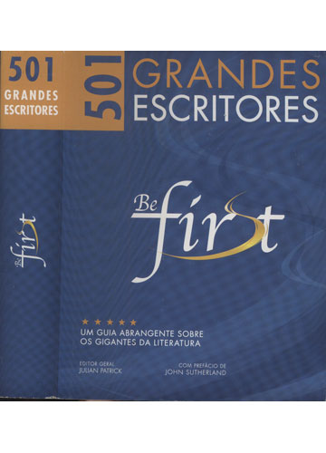 Be First - 501 Grandes Escritores