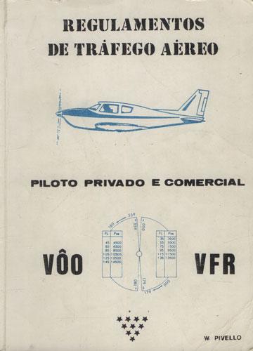 Regulamentos de Tráfego Aéreo - Piloto Privado e Comercial