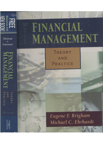 Financial Management - Theory And Practice - Com CD