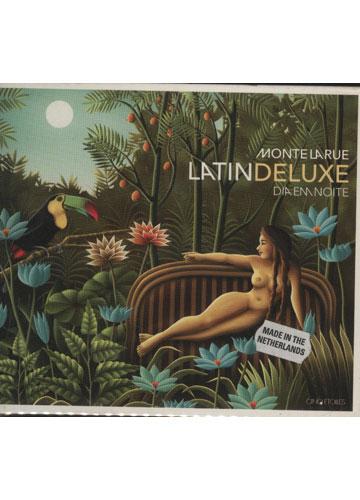 Monte La Rue - Latin De Luxe *digipack importado*