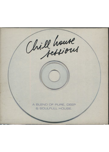 Chill House Sessions *digipack importado*