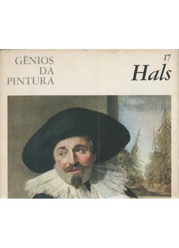 Hals - Gênios da Pintura - Volume 17