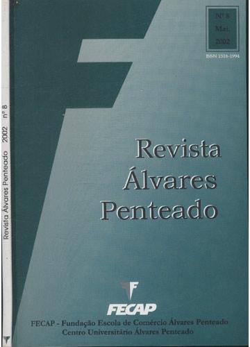 Revista Álvares Penteado - 2002 - Nº.08