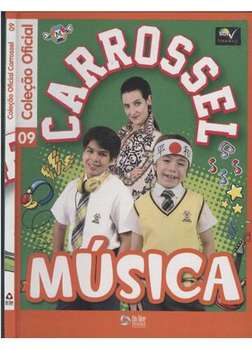 Coleção Oficial Carrossel - Nº 09 - Música