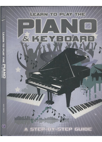 Learn piano with an electronic keyboard and BOTH eMedia ...