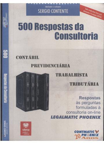 500 Respostas da Consultoria