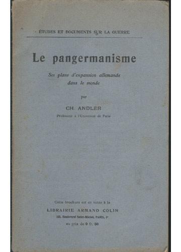 Le Pangermanisme
