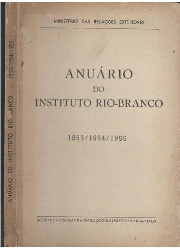 Anuário do Instituto Rio-Branco