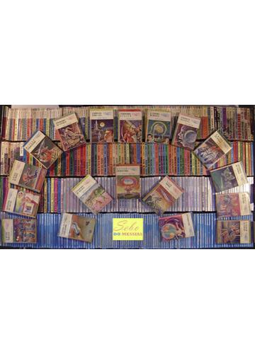 Coleção Argonauta - 290 Volumes - Do Nº.02 ao Nº.298