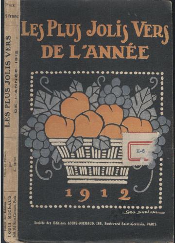 Les Plus Jolis Vers de L'Année 1912