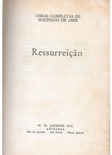 Livro - Coleção: Obras Completas de Machado de Assis - 31