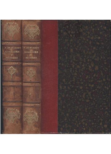Comédies et Proverbes - 2 Volumes