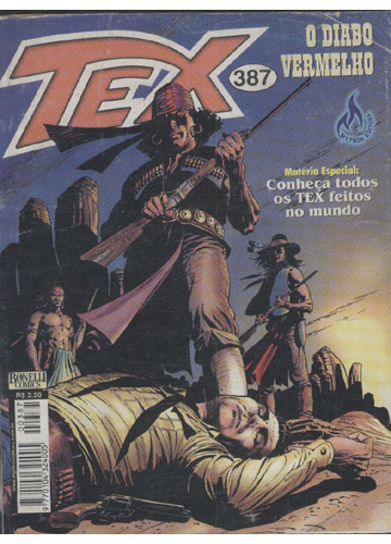 Tex - Nº.387