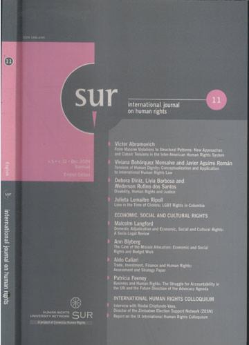 Sur - International Journal on Human Rights - N°.11