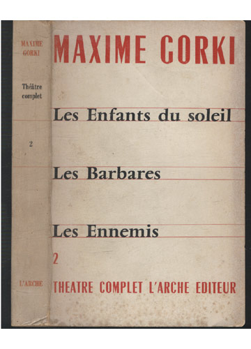 Theatre Complet - Volume 2