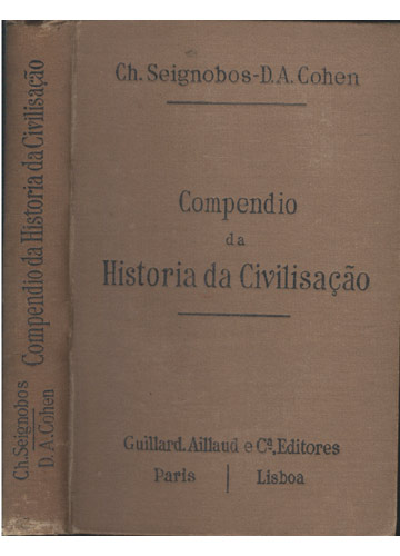 Compendio da Historia da Civilização