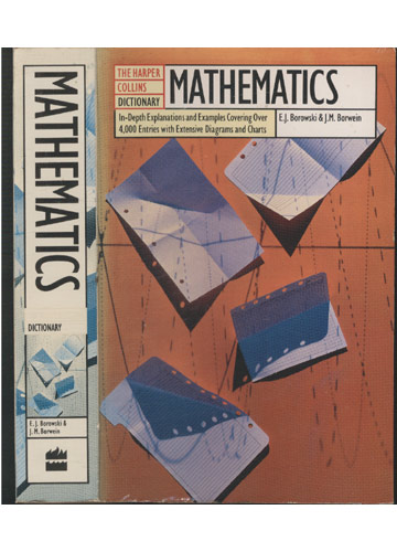 Mathematics - Dictionary