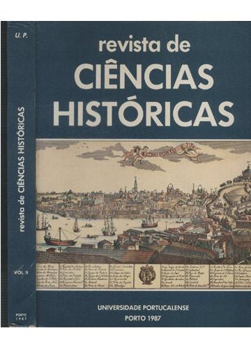 Revista de Ciências Históricas - Volume II