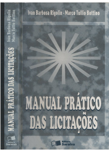 Manual Prático das Licitações