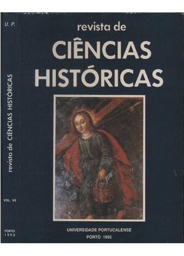 Revista de Ciências Históricas - Volume VII