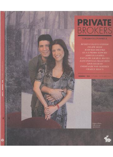Private Brokers - Ano X - Nº38 - Setembro / Novembro - 2014