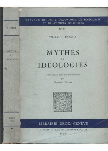 Mythes Et Idéologies