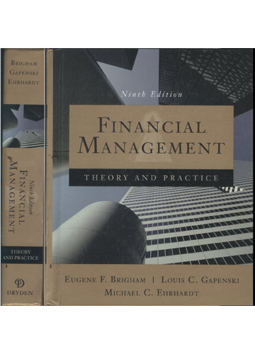 Financial Management - Theory and Practice