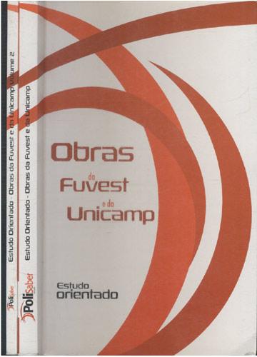 Estudo Orientado - Obras da Fuvest e da Unicamp - 2 Volumes