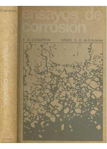 Ensayos de Corrosion