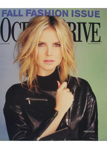 Ocean Drive - Fall Fashion Issue - Volume 15 - Nº.8