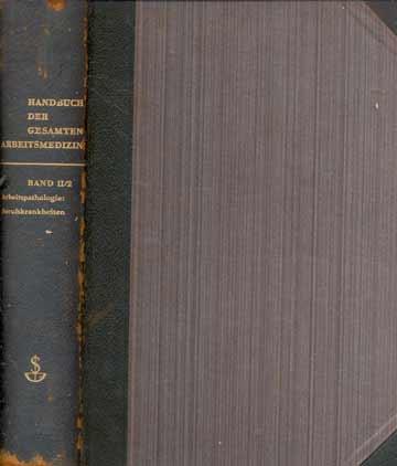 Handbuch der Gesamten Arbeitsmedizin - Volume 2