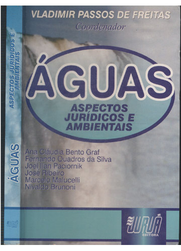 Águas - Aspectos Jurídicos e Ambientais