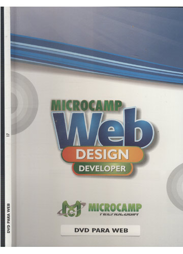 DVD Para Web - Microcamp Web Design Developer